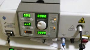 Laser per rotture retiniche e terapia della retinopatia diabetica