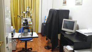 Sala Laser patologie retiniche
